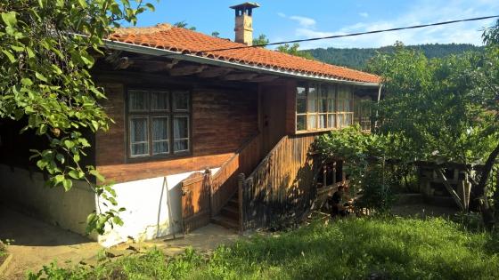 Балтова къща- с. Медвен