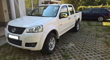 Great Wall Steed 5, 2014 - or similar