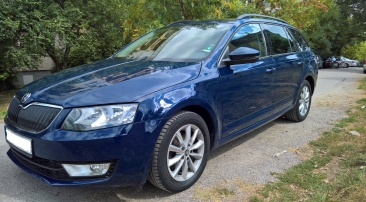 Skoda Octavia 2014 - or similar